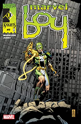 Marvel Boy (2000-2001) #2 (of 6)