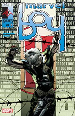 Marvel Boy (2000-2001) #3 (of 6)
