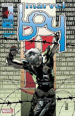 Marvel Boy (2000-2001) #3 (of 6)