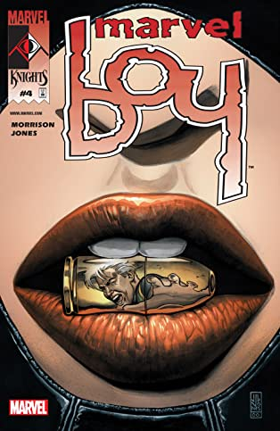 Marvel Boy (2000-2001) #4 (of 6)