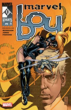 Marvel Boy (2000-2001) #5 (of 6)