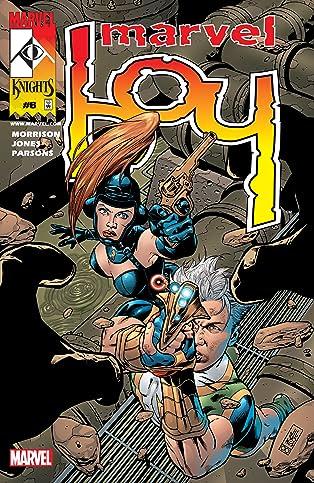 Marvel Boy (2000-2001) #6 (of 6)