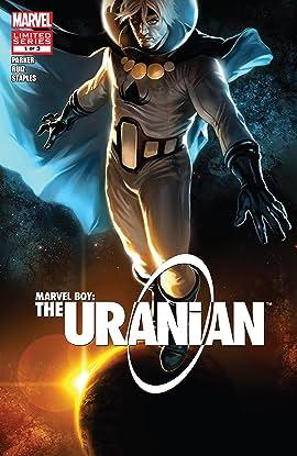 Marvel Boy: The Uranian (2010) #1 (of 3)