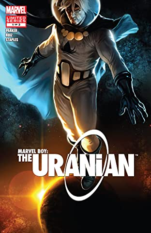 Marvel Boy: The Uranian (2010) #1 (of 3)