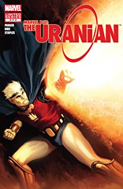 Marvel Boy: The Uranian (2010) #2 (of 3)