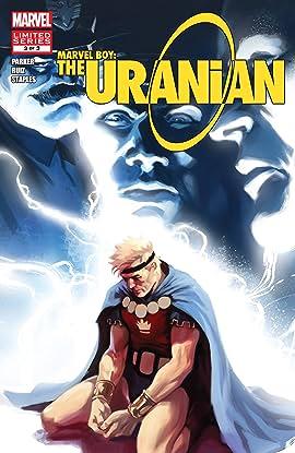 Marvel Boy: The Uranian (2010) #3 (of 3)