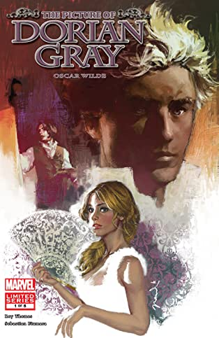 Marvel Illustrated: Picture of Dorian Gray (2007-2008) #1 (of 6)