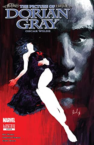 Marvel Illustrated: Picture of Dorian Gray (2007-2008) #2 (of 6)