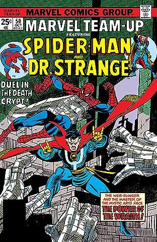 Marvel Team-Up (1972-1985) #50