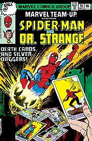 Marvel Team-Up (1972-1985) #76