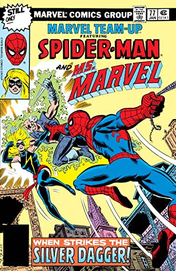 Marvel Team-Up (1972-1985) #77
