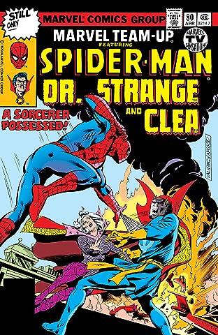 Marvel Team-Up (1972-1985) #80