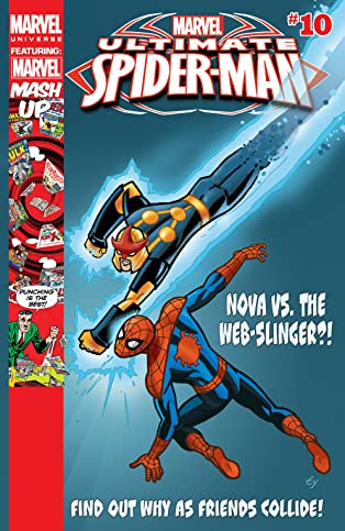 Marvel Universe Ultimate Spider-Man (2012-2014) #10