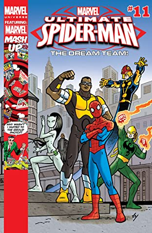 Marvel Universe Ultimate Spider-Man (2012-2014) #11