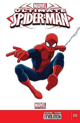 Marvel Universe Ultimate Spider-Man (2012-2014) #13