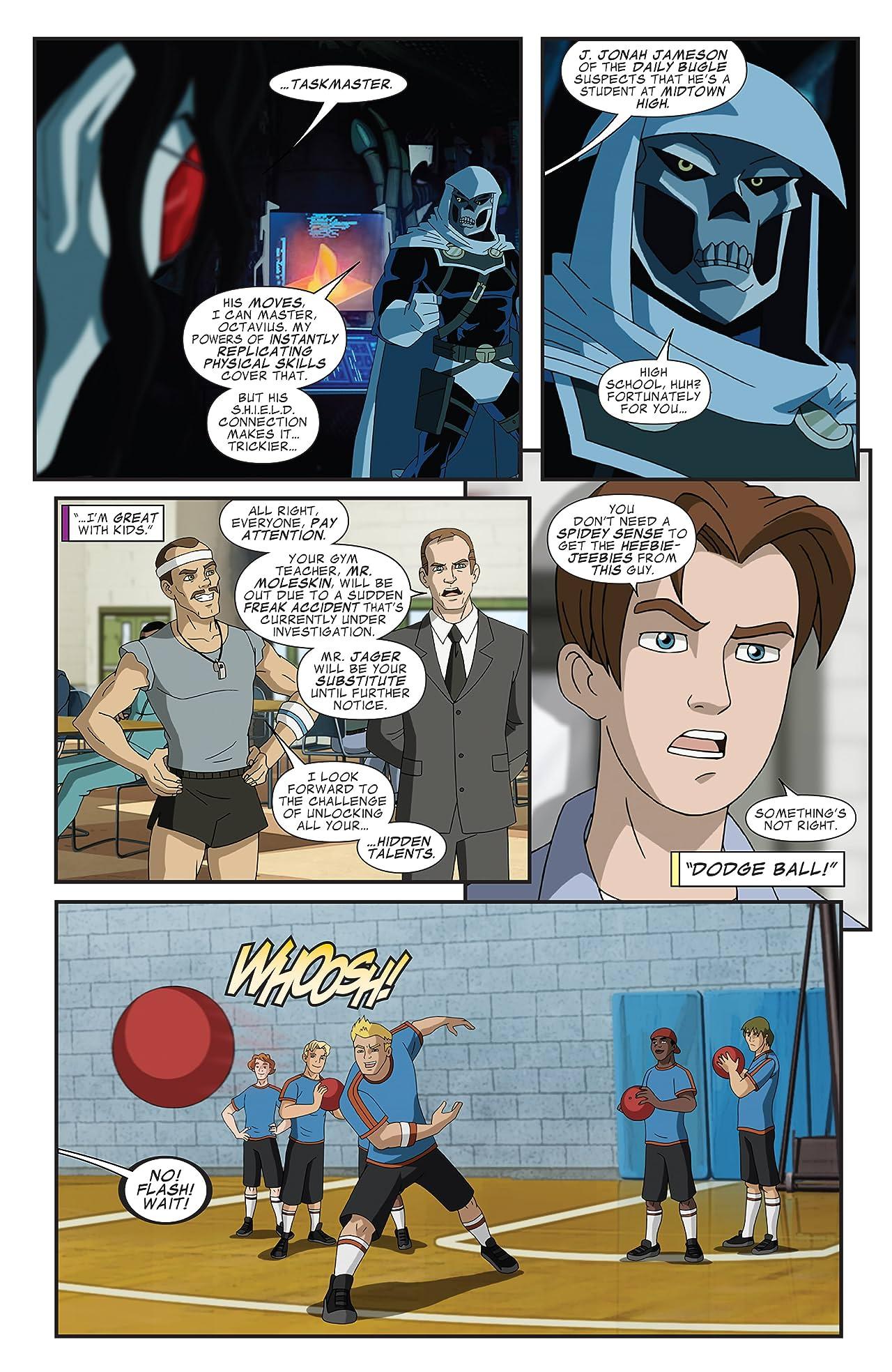 Marvel Universe Ultimate Spider-Man (2012-2014) #14