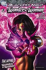 Blackest Night: Wonder Woman No.3 (sur 3)
