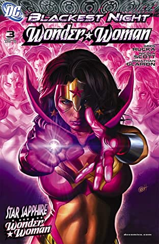 Blackest Night: Wonder Woman #3 (of 3)
