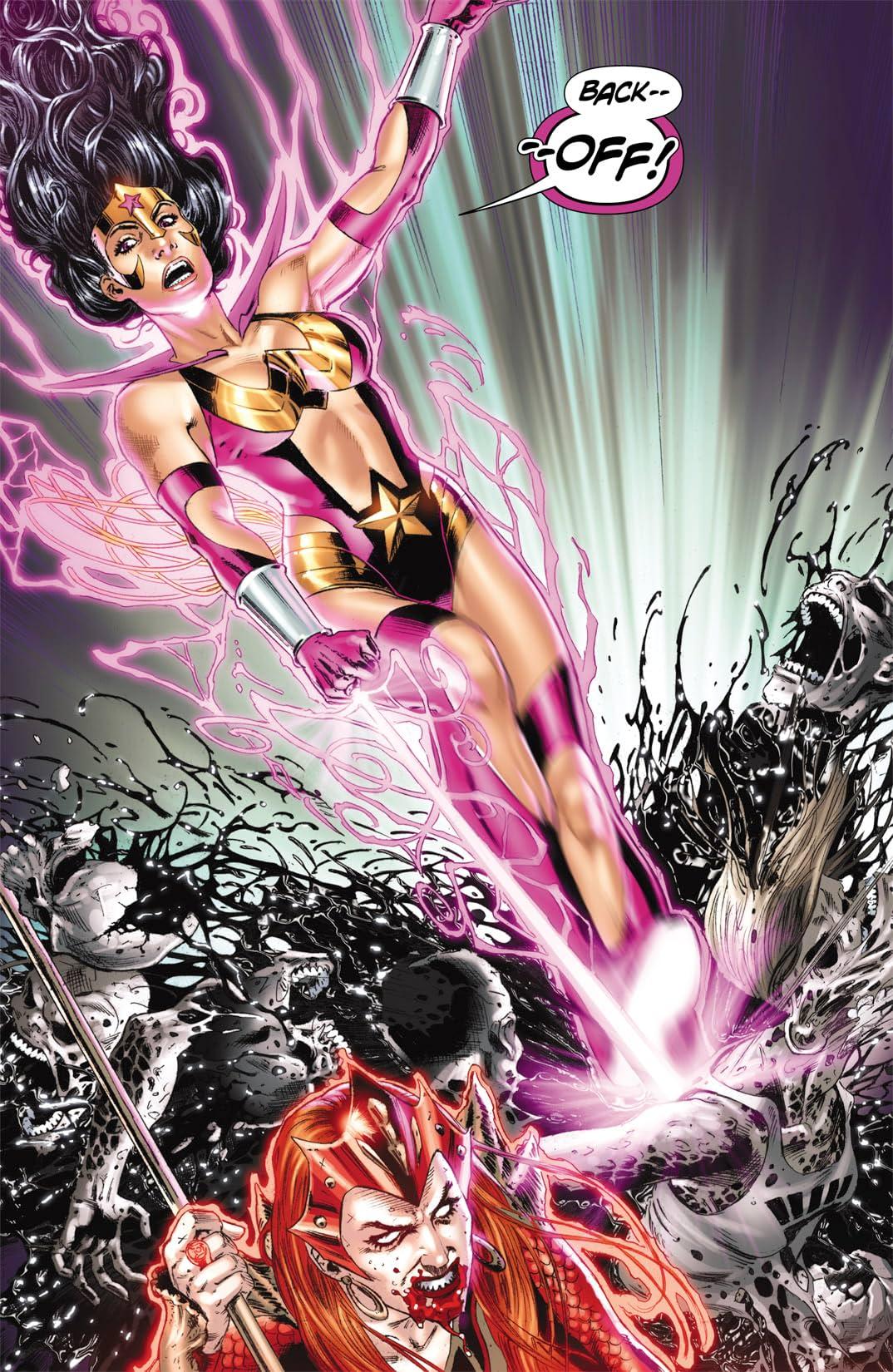 Blackest Night: Wonder Woman #3 (of 3)
