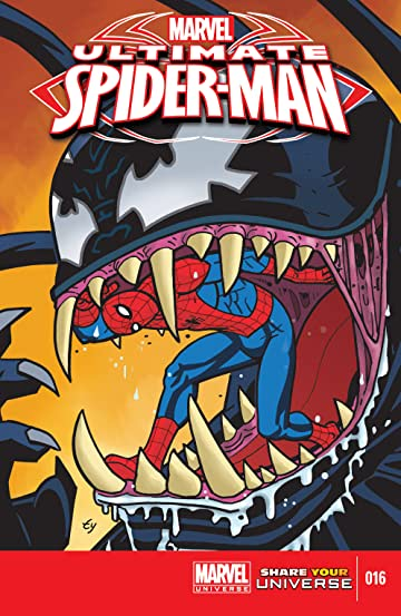 Marvel Universe Ultimate Spider-Man (2012-2014) #16