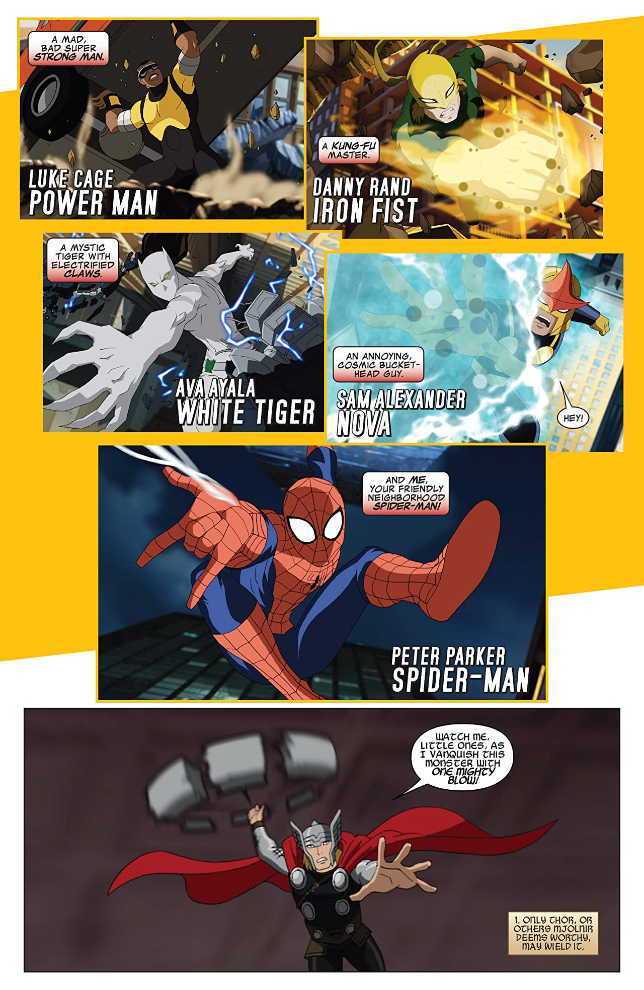 Marvel Universe Ultimate Spider-Man (2012-2014) #17