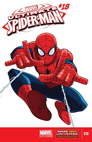 Marvel Universe Ultimate Spider-Man (2012-2014) #18