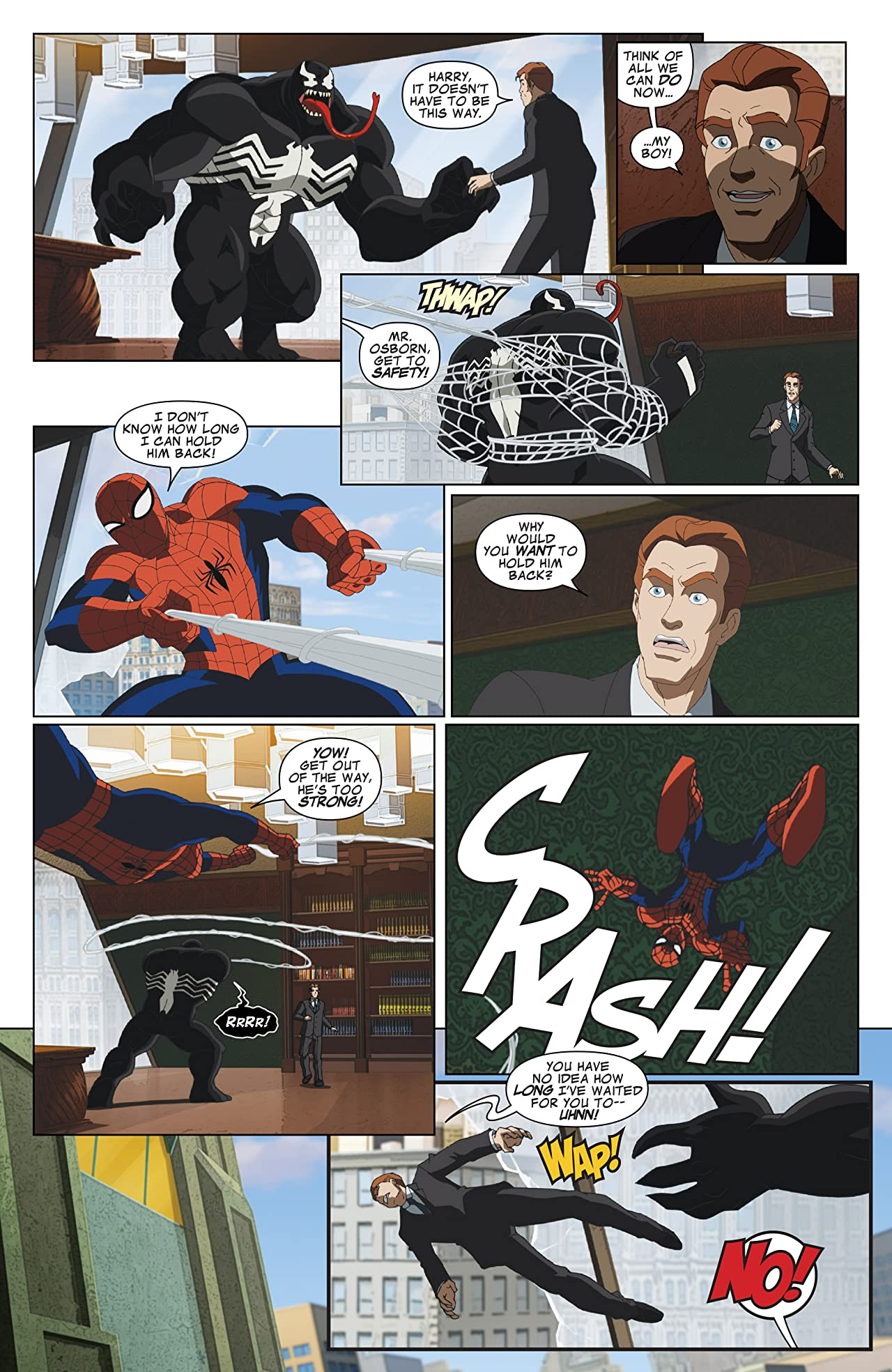 Marvel Universe Ultimate Spider-Man (2012-2014) #19