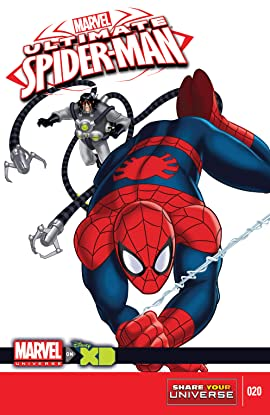 Marvel Universe Ultimate Spider-Man (2012-2014) #20