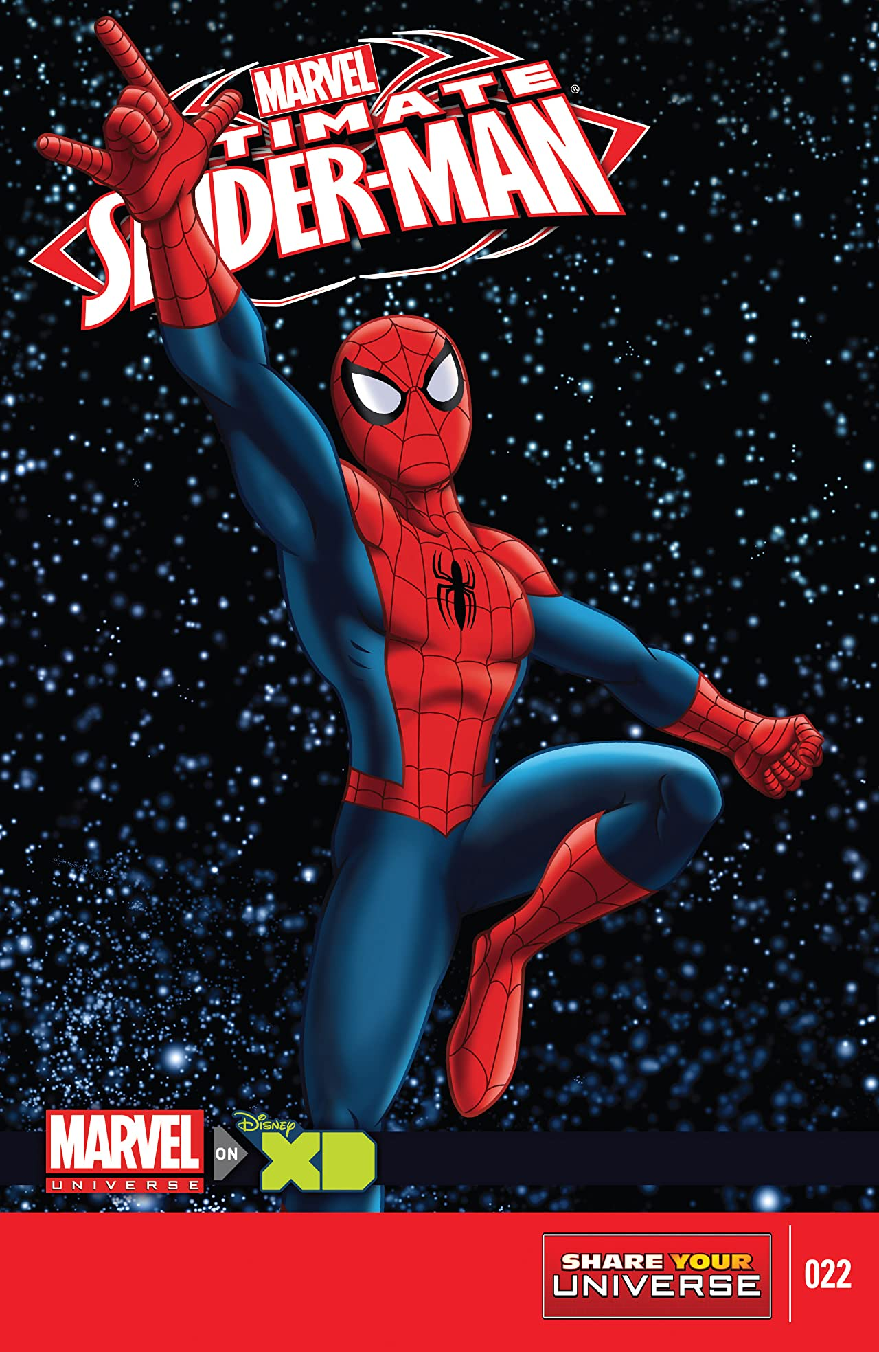 Marvel Universe Ultimate Spider-Man (2012-2014) #22