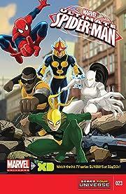 Marvel Universe Ultimate Spider-Man (2012-2014) #23