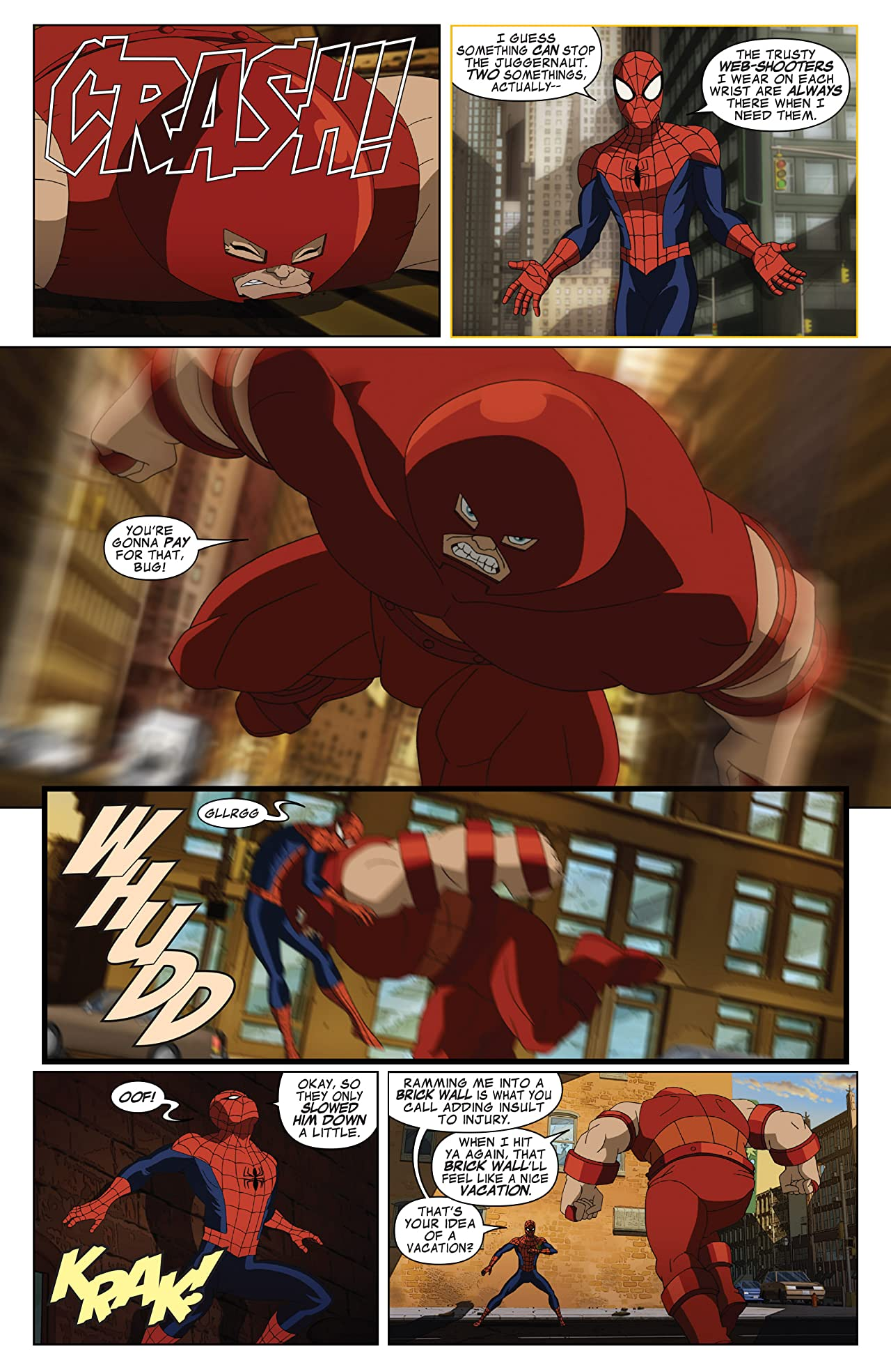 Marvel Universe Ultimate Spider-Man (2012-2014) #24