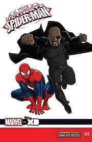 Marvel Universe Ultimate Spider-Man (2012-2014) #25