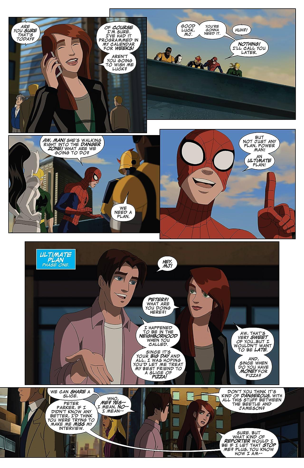 Marvel Universe Ultimate Spider-Man (2012-2014) #26