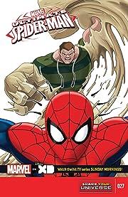 Marvel Universe Ultimate Spider-Man (2012-2014) #27