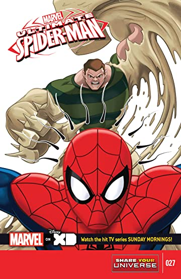 Marvel Universe Ultimate Spider-Man (2012-2014) #27