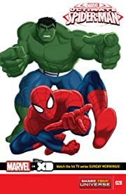 Marvel Universe Ultimate Spider-Man (2012-2014) #28