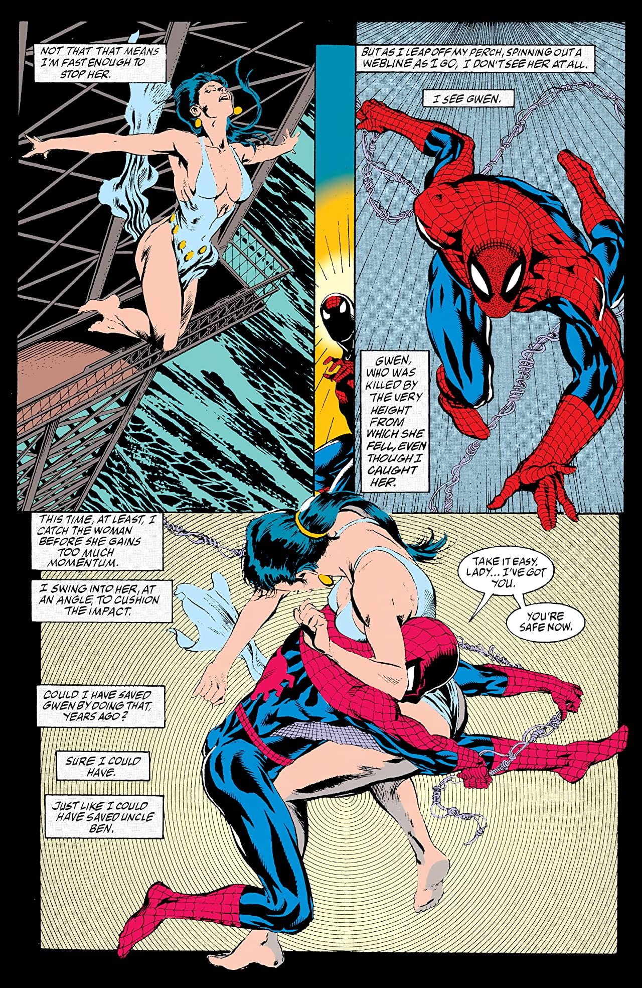 Spider-Man/Doctor Strange: The Way To Dusty Death (1992) #1