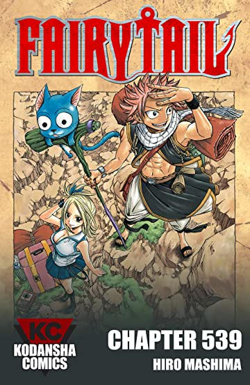 Fairy Tail #539