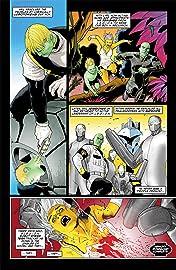 REBELS (2009-2011) #10