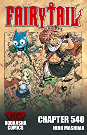 Fairy Tail #540