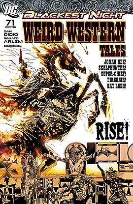 Weird Western Tales No.71