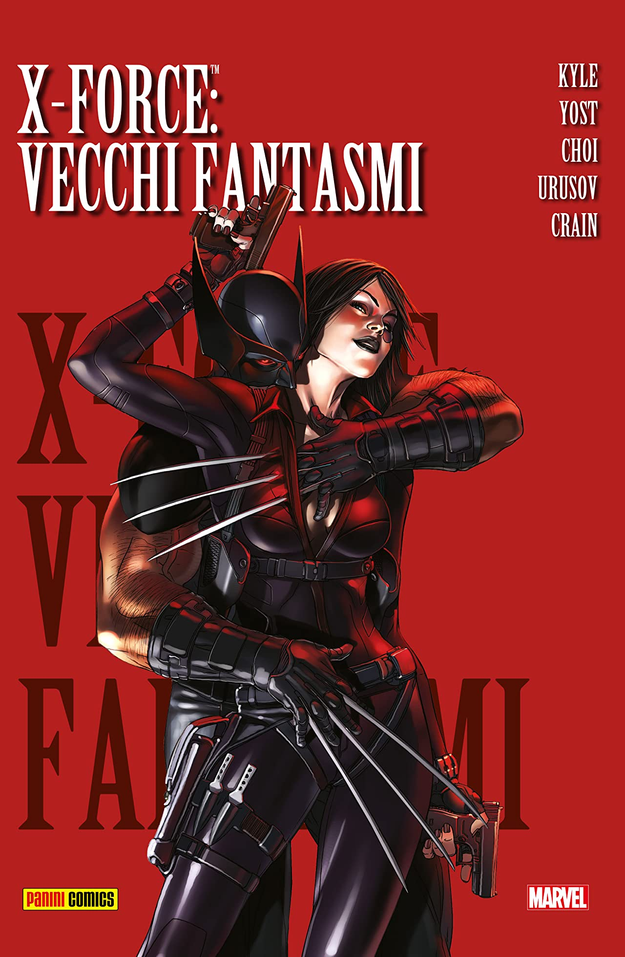 X-Force Vol. 2: Vecchi Fantasmi