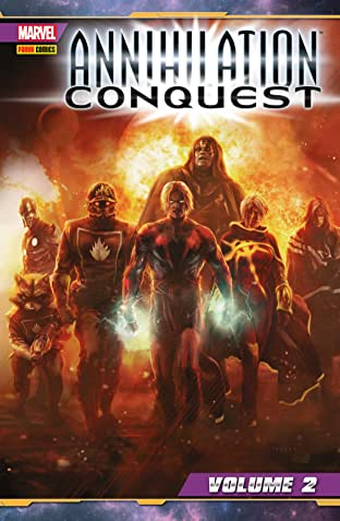 Annihilation Conquest Vol. 2