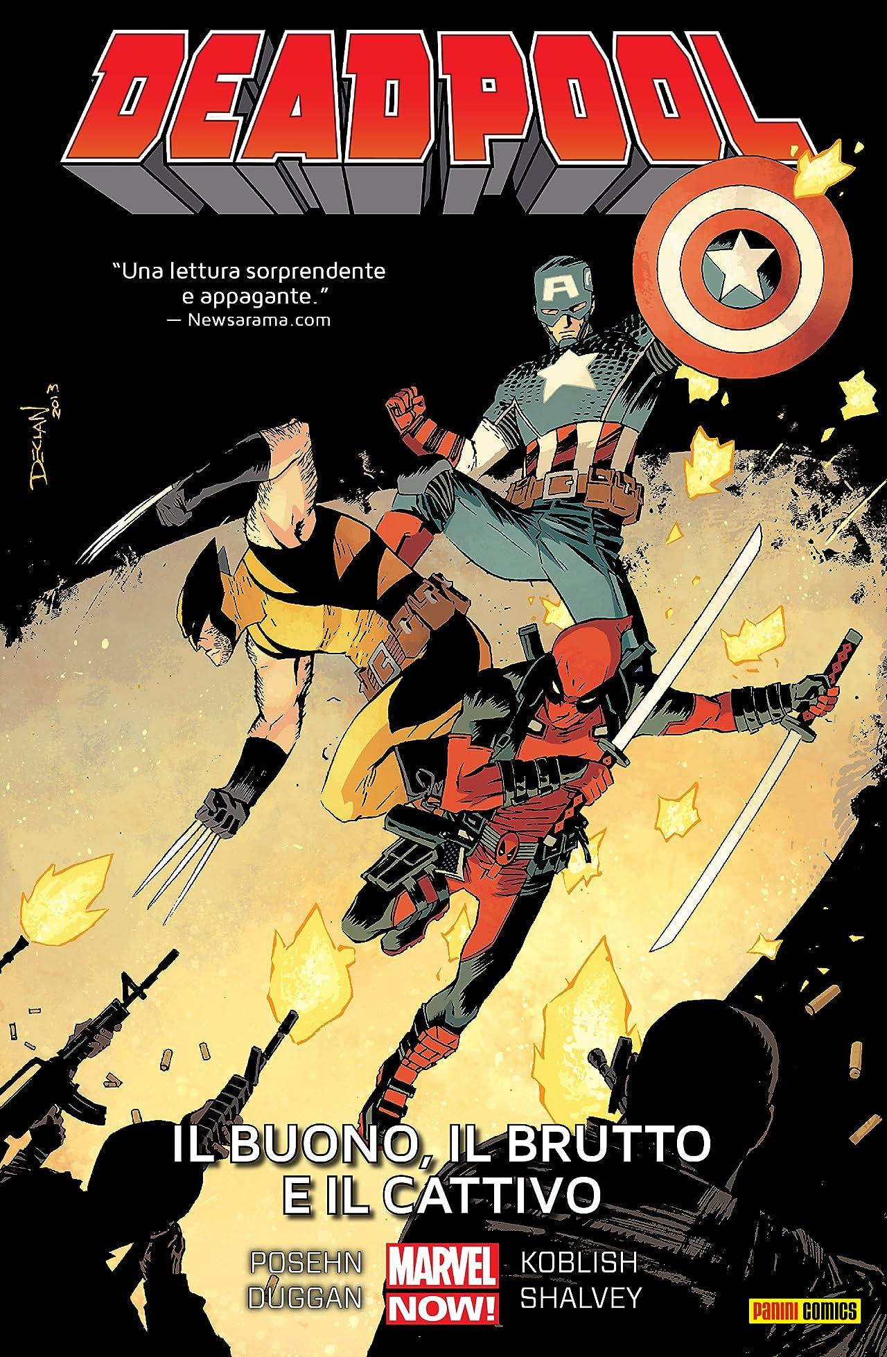 Deadpool Vol. 3: Il Buono, Il Brutto E Il Cattivo
