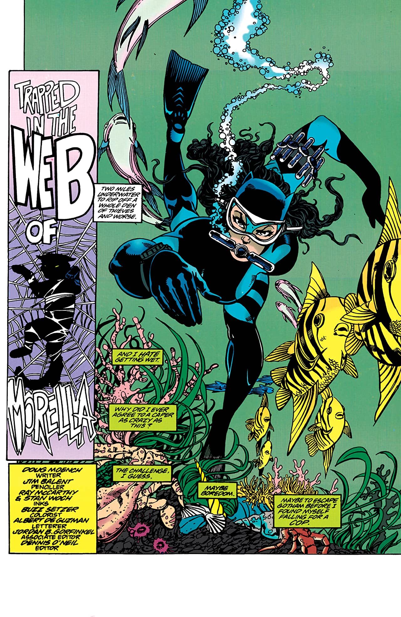Catwoman (1993-2001) #48
