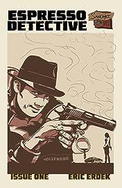 Espresso Detective Comic #1