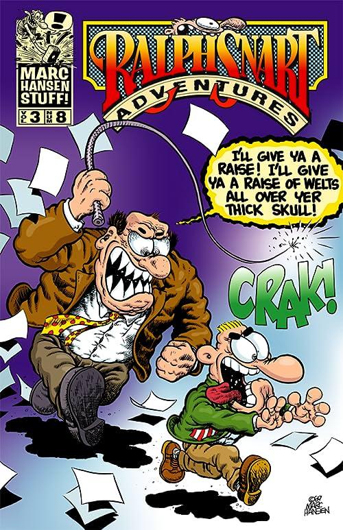 Ralph Snart Adventures Vol. 3, #8