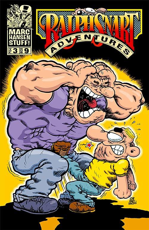 Ralph Snart Adventures Vol. 3, #9
