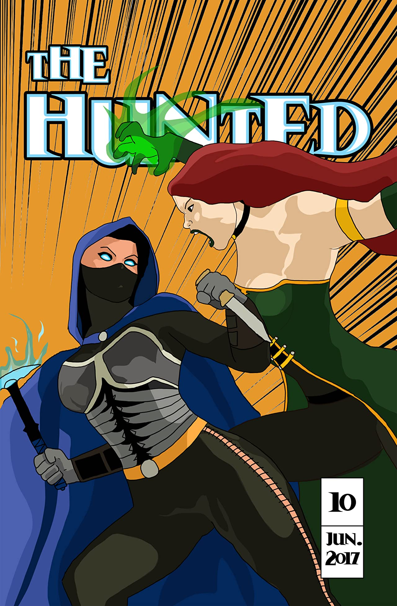 The Hunted #10