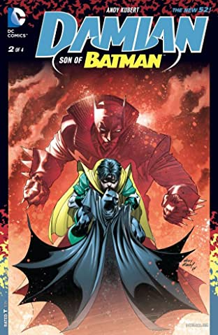 Damian: Son of Batman (2013-2014) #2 (of 4)
